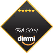 Dimmi - best for cheap eats February 2014