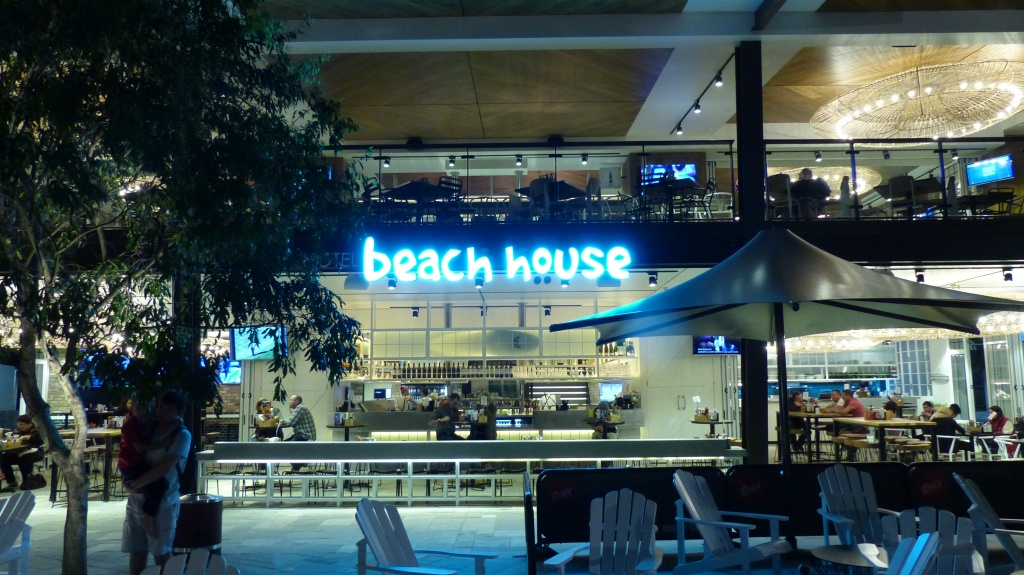 Beach House Bar  Grill Garden City  The Venue Beach House - House garden city