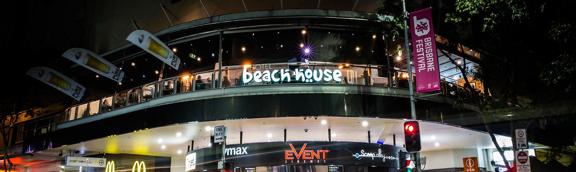 brisbane beach house